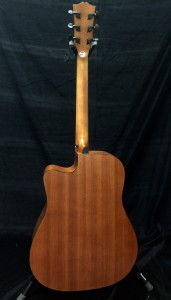 Economical Acoustic Guitar - Model 418C